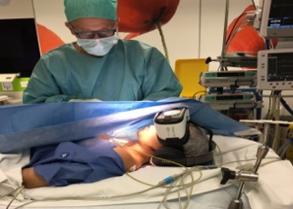 Digital Sedation™ at the service of patients in a Vascular Access Unit